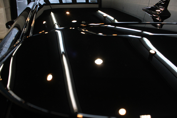 レクサスCT200h Fスポーツ(ブラック)ルーフ