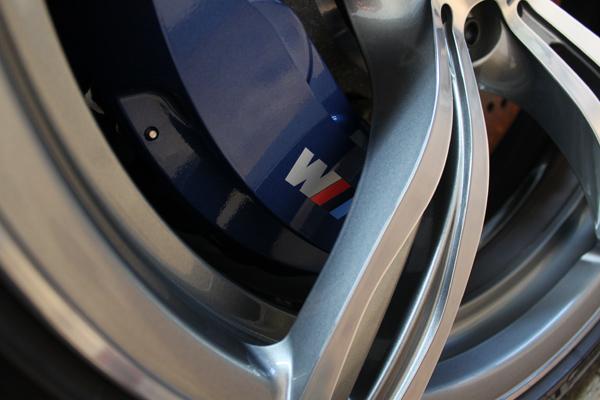 BMW M5 F10 ホイール