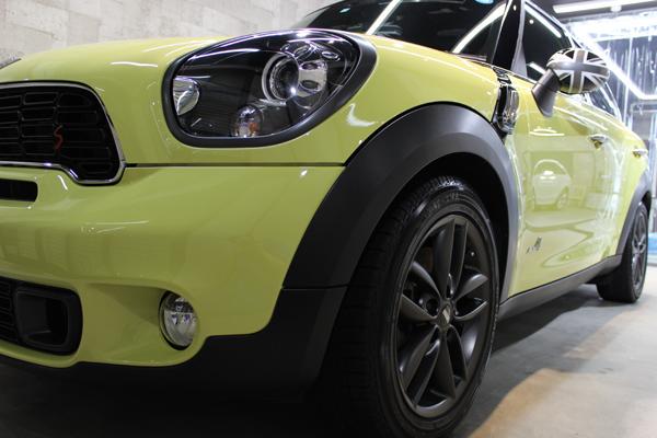 BMW MINI クーパーS クロスオーバー オール4 左フェンダ