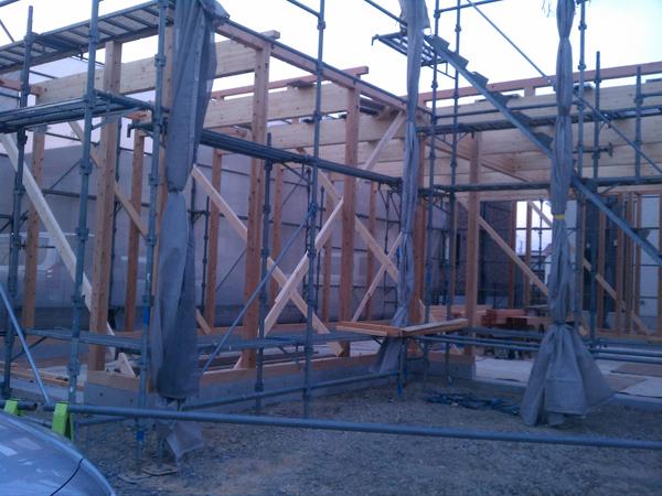 新店舗建設中です