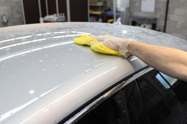 アウディA5洗車その2