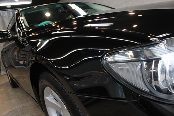 BMW740i ブラックサファイア 右フェンダー