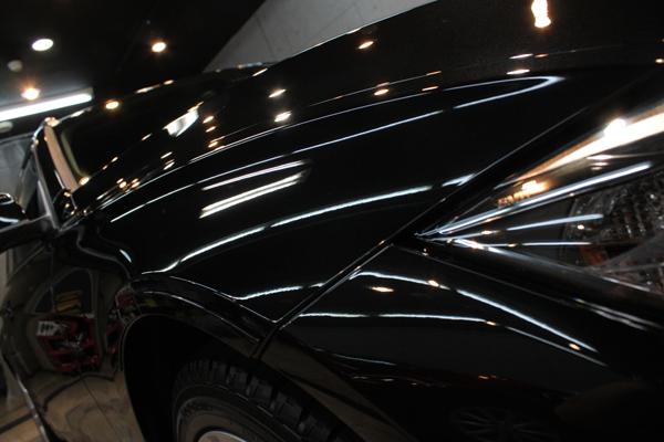 BMW 320d ブルーパフォーマンス ツーリング(ブラックサファイア)右フェンダー
