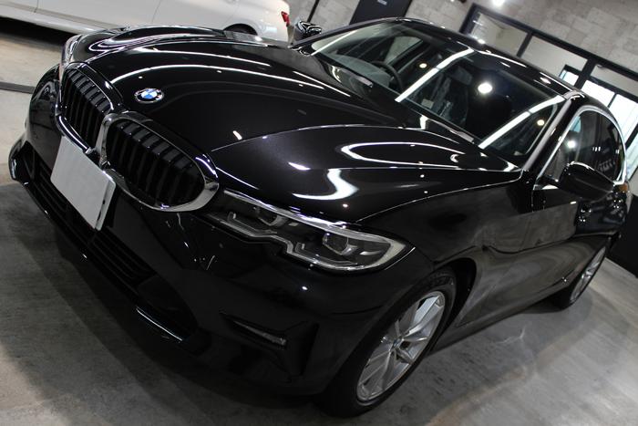 カーオブザイヤーをダブル受賞 BMW 3シリーズ の「リボルト・プロ」