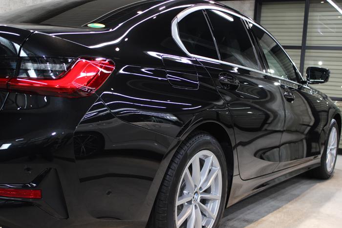 BMW 3シリーズ G20 ブラックサファイア テールライト