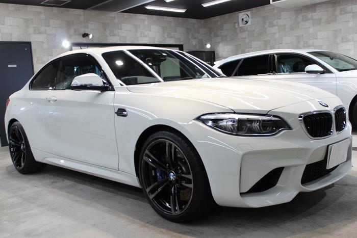 「クオリティーに差を生む丹念な磨き」BMW M2