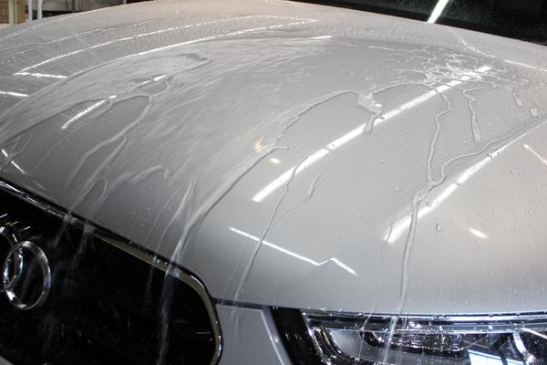 夏の洗車は気をつけて!